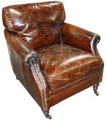 Cream Leather Club Chair Leather Club Chair Decor References