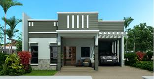 single story house plan floor area 142 square meters