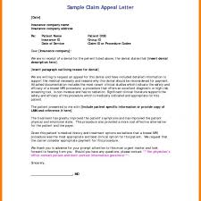 writing health insurance appeal letter medical appeal letters in