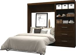 Murphy Bed With Armoire Brayden Studio Walley Full Double Murphy Bed U0026 Reviews Wayfair
