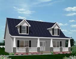 wilmington cape cod style modular floorplans 4 shore homes realty