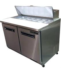 48 inch sandwich prep table used sandwich prep refrigerator sandwich prep cooler used
