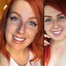 latest tattoo trend sees women get freckles inked on their faces