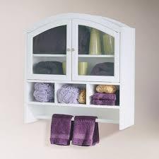 Simple Elegant Bathrooms by Slim Bathroom Storage Simple Elegant Bathroom With Slim White