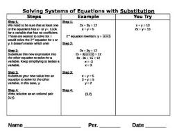 linear systems worksheet 123 best linear systems images on systems of equations