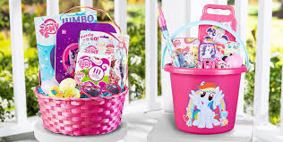 my pony easter basket build your own my pony easter basket party city