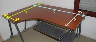 Galant Corner Desk Right Woodworking Houston Ikea Galant Corner Desk Right
