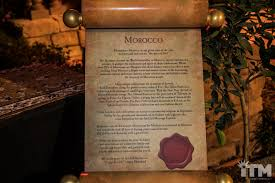 disney s holidays around the world morocco inside the magic