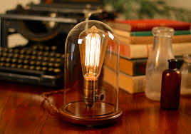 lamps simple bell jar lamps home design very nice beautiful to