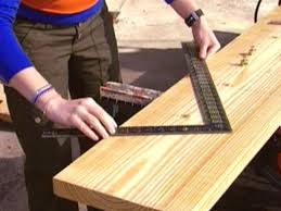 How To Make A Fold Down Workbench How Tos Diy by How To Create And Install Stringers Risers And Treads How Tos Diy