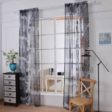 online get cheap voile valance aliexpress com alibaba group