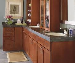 shaker style bathroom cabinets by kemper cabinetry shaker cabinet