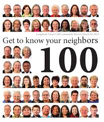 get to know your neighbors 100 by times call newspaper issuu