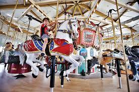 carousel rides into second season the brattleboro reformer