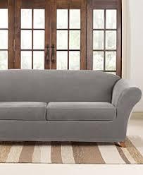 Surefit Sofa Covers by Sure Fit Slipcovers Sofa U0026 Chair Covers Macy U0027s