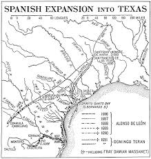 spanish texas the handbook of texas online texas state