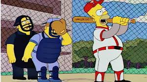 homer at the hall the ringer
