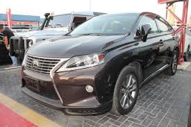 lexus rx 350 for sale uae used lexus rx 350 2013 car for sale in dubai 740418 yallamotor com