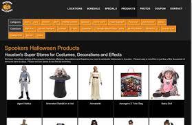 spookers halloween spookers halloween whitesites portfolio