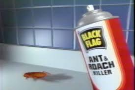 Black Flag Bug Spray Black Flag Vhs Commercial Youtube