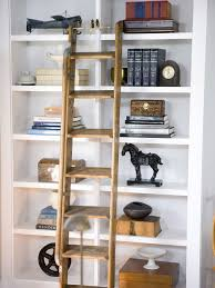 Decorating Bookshelves Ideas by 86 Best Library Ladders And Bookshelves Images On Pinterest
