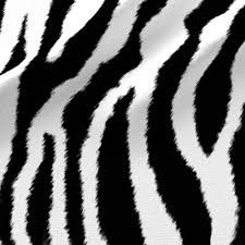 white tiger home decor zebra or white tiger stripes fabric eclectic house spoonflower