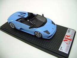 lamborghini murcielago lp640 roadster lamborghini murciélago lp640 roadster special edition 1 43 mr