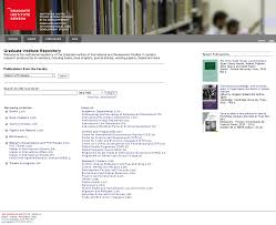 Electronic Thesis And Dissertation In Library And Information Science Showcase Invenio