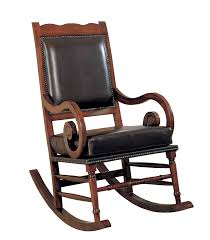 Luxury Rocking Chair Rocking Chair Creative Home Furnishings