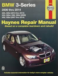 bmw 3 series 2006 thru 2014 320i 320xi 2012 thru 2014 325i