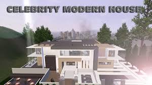 sims 3 modern celebrity house youtube