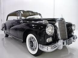 mercedes adenauer 1960 mercedes 300d adenauer european model for sale at