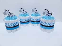 baby shower decorations zebra and blue il fullxfull 445443464 e4ei
