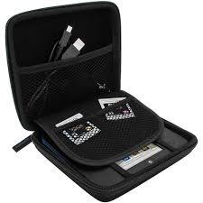 2ds black friday amazon com igadgitz black eva hard case cover for nintendo 2ds