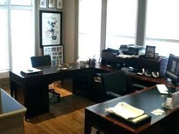 u shaped reception desk small u shaped desk wrap around office desk medium size of small u
