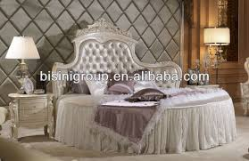 Circle Bed Round Bed Fabulous Wall Mural And Exqusite Interiors Create A