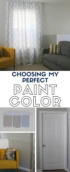 how to choose paint colors for your home interior how to choose the paint wall color the crafty stalker