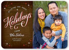 christmas photo cards shutterfly