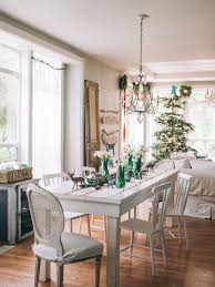 Christmas Dining Room Decorations How To Decorate For Christmas