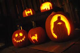 craft night stacy carving halloween pumpkins