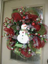 christmas mesh wreaths kristen s creations christmas mesh wreath tutorial