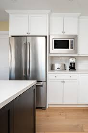 kitchen cabinets with silver handles transitional kitchen crown moulding kitchen cabinets