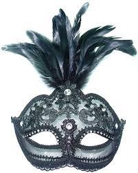 masquerade masks with feathers rosalia masquerade mask transparent mask feathers