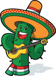cartoon cinco de mayo cinco de mayo stock vector colourbox