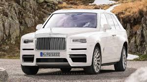 Rolls Royce Cullinan Spy Photo Evolves Into A Speculative Render