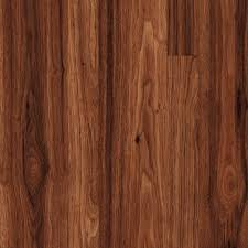 Strip Laminate Flooring Trafficmaster New Ellenton Hickory 7 Mm Thick X 7 9 16 In Wide X