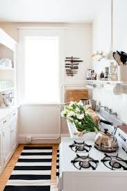 24 creative small kitchen storage ideas shelterness attach magnetic strips for knives to save some more space