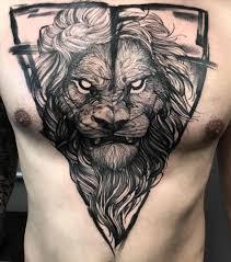 deviantart ink sleeve half chest designs drawings skull by