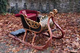santa sleigh for sale ride for santa an 18th century sleigh up for sale at