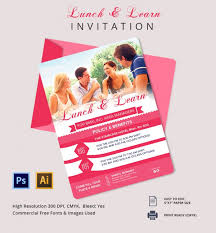 lunch invitation cards lunch and learn presentation template lunch invitation template 25